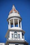 Torretta e cupola di costruzione classica Fotografia Stock
