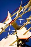 Torretta e mulino a vento di acqua Immagini Stock Libere da Diritti