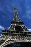 Torretta Eiffel a Parigi Immagine Stock Libera da Diritti