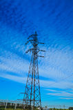 Torretta elettrica Fotografie Stock