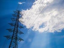 Torretta elettrica illustrazione vettoriale