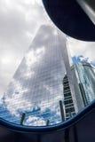 Torretta-grattacielo di affari del `s di Madrid Fotografia Stock Libera da Diritti