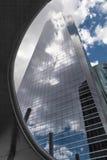 Torretta-grattacielo di affari del `s di Madrid Immagini Stock