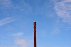 Torretta industriale Fotografia Stock Libera da Diritti