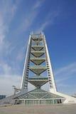 Torretta multifunzionale di radiodiffusione (torretta di Linglong) Fotografia Stock
