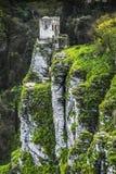 Torretta Pepoli в Erice, Сицилии Стоковое Изображение