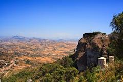 Torretta Pepoli, Erice Stock Image