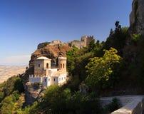 Torretta Pepoli, Erice Royalty Free Stock Photo
