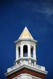 Torretta in pilastro del blu marino Fotografie Stock Libere da Diritti