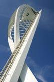 Torretta Portsmouth Inghilterra dello Spinnaker immagine stock