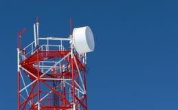 Torretta radiofonica fotografie stock
