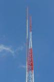 Torretta radiofonica Immagini Stock