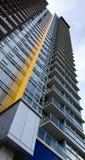 Torretta residenziale di Vancouver Fotografia Stock