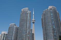 Torretta Toronto del CN Immagine Stock