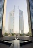 Torrette degli emirati fotografie stock libere da diritti