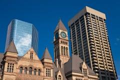 Torrette di Toronto fotografia stock