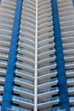Torrette moderne del condominio Immagine Stock
