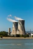 Torrette nucleari Fotografia Stock