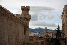 Torrette in Palma Fotografia Stock Libera da Diritti