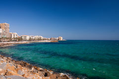 Torrevieja Royalty Free Stock Image