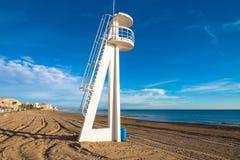 Torrevieja beach Stock Photo