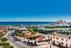 Torrevieja city Royalty Free Stock Photos