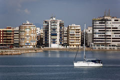 Torrevieja - Costa Blanca - Spain Royalty Free Stock Images