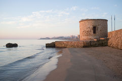 Torrevieja early morning Stock Image
