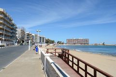 Torrevieja. Spain Stock Photo