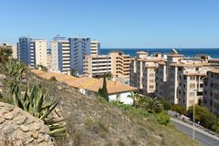Torrevieja. Spain Royalty Free Stock Photography