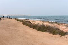 Torrevieja Royalty Free Stock Photo