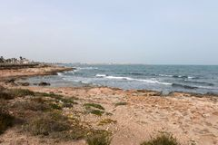 Torrevieja Royalty Free Stock Photography