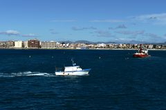 Torrevieja. Spain Royalty Free Stock Photo
