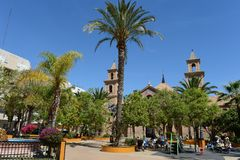 Torrevieja. Spain Stock Images