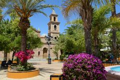 Torrevieja. Spain Royalty Free Stock Images