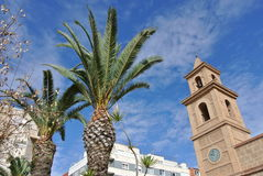 Torrevieja. Spain Royalty Free Stock Photos