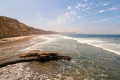 Torrey Pines Beach Royalty Free Stock Images