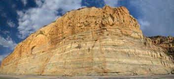 Torrey Pines Cliff royalty free stock photos