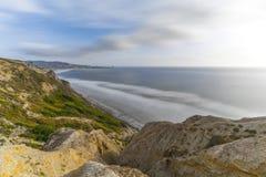Torrey Pines, San Diego Beach, California. Image shot while exploring Torrey Pines Royalty Free Stock Photography