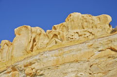 Torrey Pines State Natural Reserve and Beach Stock Photography