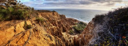 Torrey Pines State Park USA stock photography