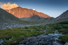 Torreys Peak Sunrise Royalty Free Stock Photos