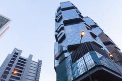 Torri del centro di Lippo, Hong Kong Fotografie Stock Libere da Diritti