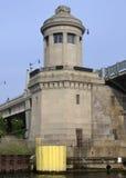 Torri del ponte Fotografia Stock Libera da Diritti