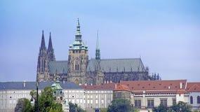 Torri di Praga Fotografie Stock