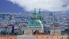 Torri di Praga Fotografia Stock Libera da Diritti