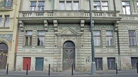Torri di Praga Fotografia Stock