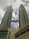 Torri gemelle Malesia fotografie stock libere da diritti