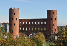Torri Palatine, Turin Stock Photography