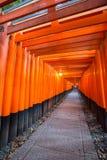 Torri utfärda utegångsförbud för Kyoto arkivfoto